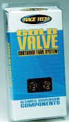 FORK UPGRADE - GOLD COMPRESSION EMULATOR VALVES